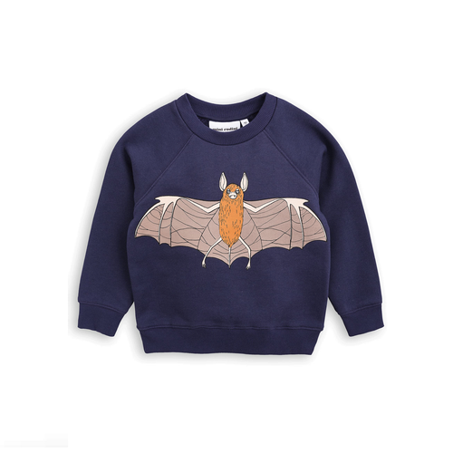Bat Sweatshirt SP Navy