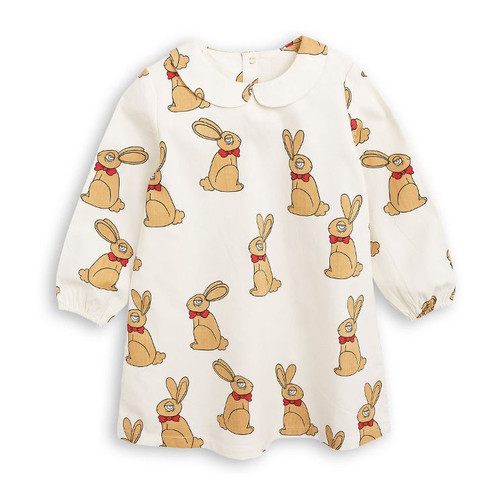 Rabbit Woven Dress