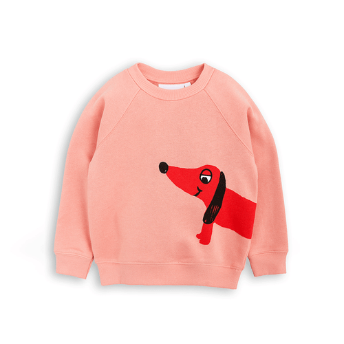 Sausage Dog SP Sweatshirt Pink