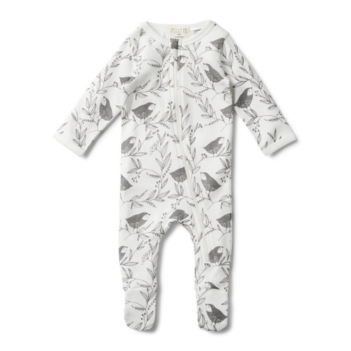 Little Flow LS Zipsuit