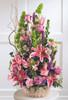 All Things Bright Arrangement Long Island Florist