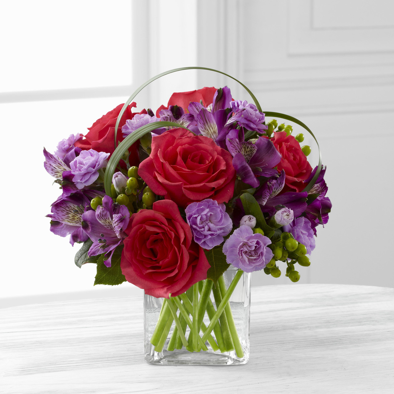 Be bold bouquet by better homes and gardens long island flower delivery izmirmasajfo