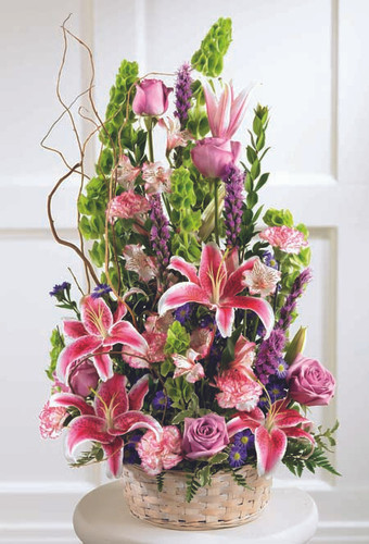 All Things Bright Arrangement Long Island Florist