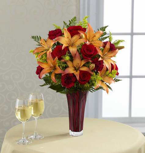 TheAutumn Splendor Bouquet