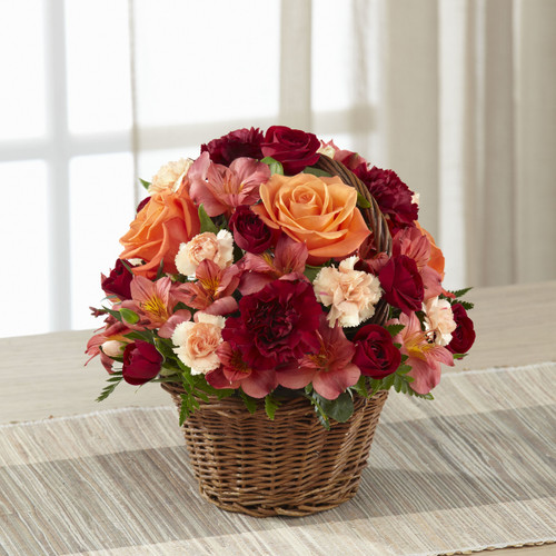 Autumn Treasures Bouquet Florist Long Island NY