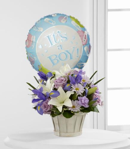 Boys Are Best! Bouquet Long Island Florist