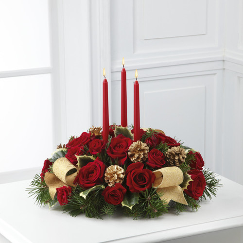 TheCelebration of the Season Centerpiece