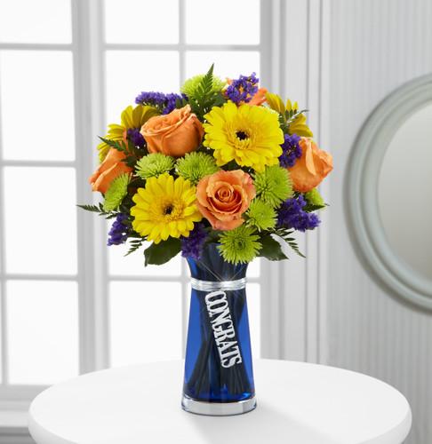 Congrats Bouquet Flowers Long Island