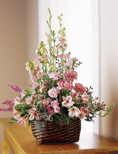 Exquisite Memorial Basket Florist Long Island NY
