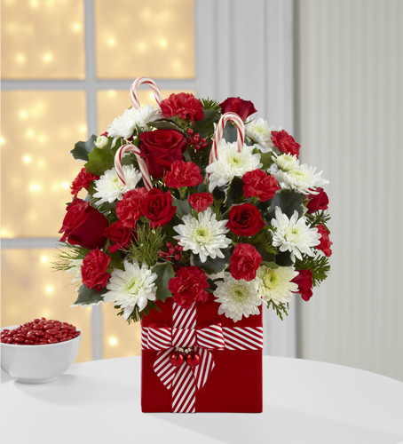 Holiday Cheer Bouquet Flowers Long Island