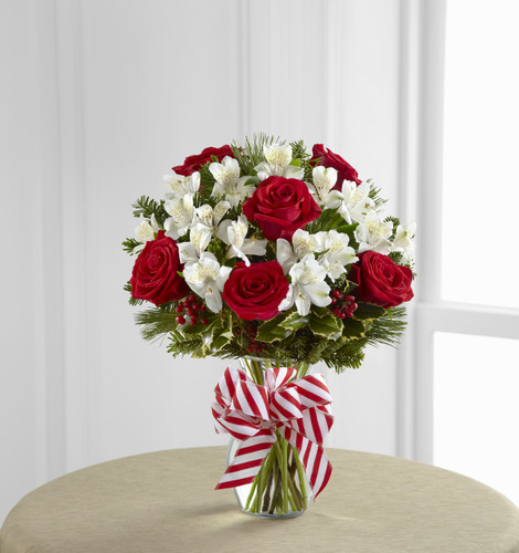Holiday Enchantment Bouquet Flowers Long Island