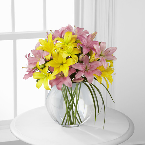 Lilies & More Bouquet Florist Long Island NY