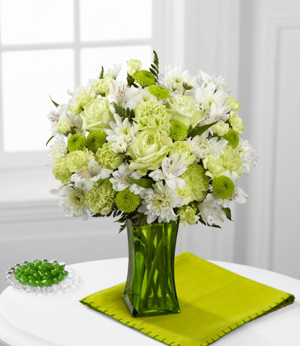 LimeLicious Bouquet Long Island Flower Delivery
