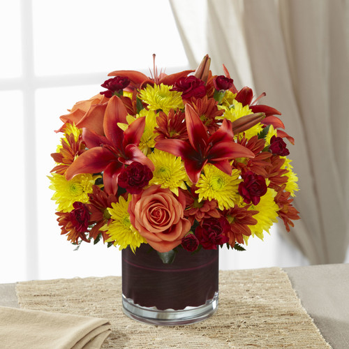 Natural Elegance Bouquet Long Island Flower Delivery