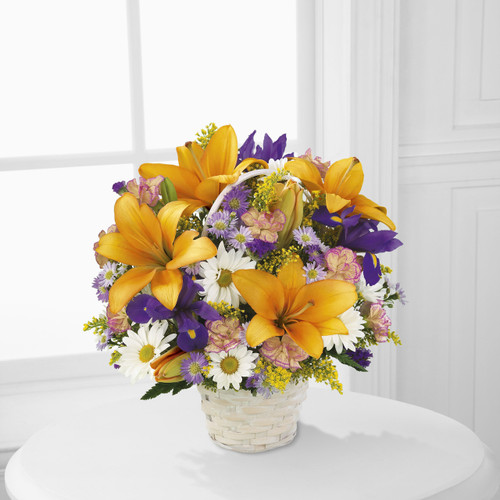 Natural Wonders Bouquet Flowers Long Island