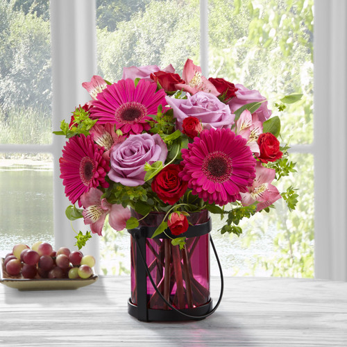 ThePink Exuberance Bouquet by Better Homes and Gardens
