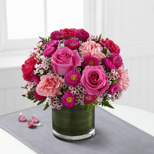 ThePink Pursuits Bouquet