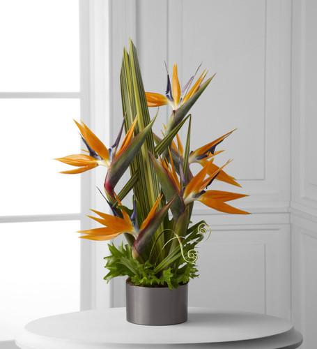 Tropical Bright Arrangement Florist Long Island NY