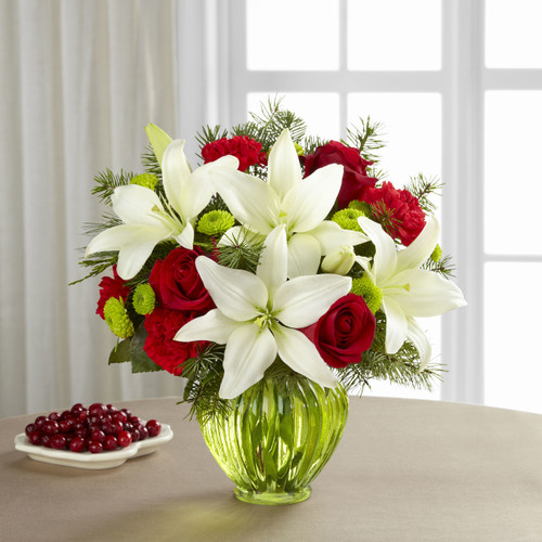 TheWinter Elegance Bouquet
