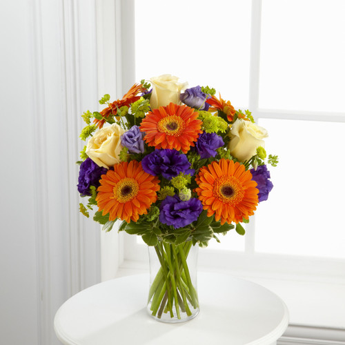 The Rays of Solace Bouquet Flowers Long Island