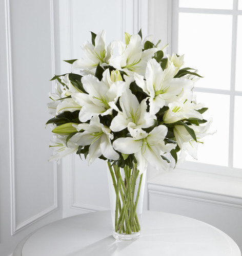 The Light in Your Honor Bouquet Long Island Flower Delivery