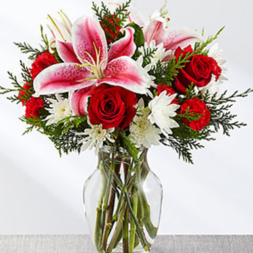 FTD Frosted Findings Bouquet