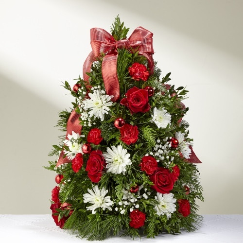 Make It Merry Tree Boxwood Tree Florist Long Island NY