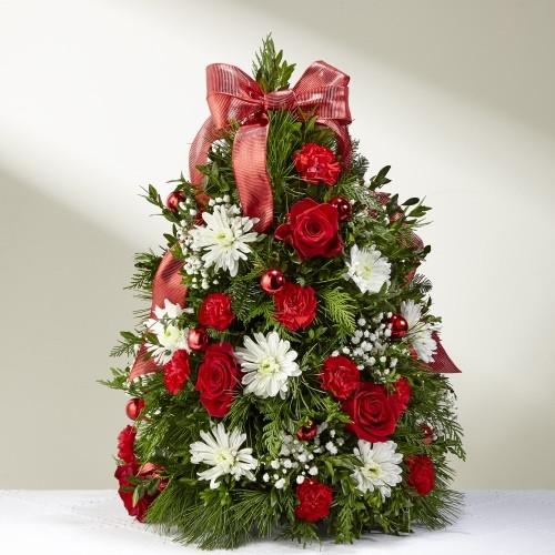 Make It Merry Tree Boxwood Tree