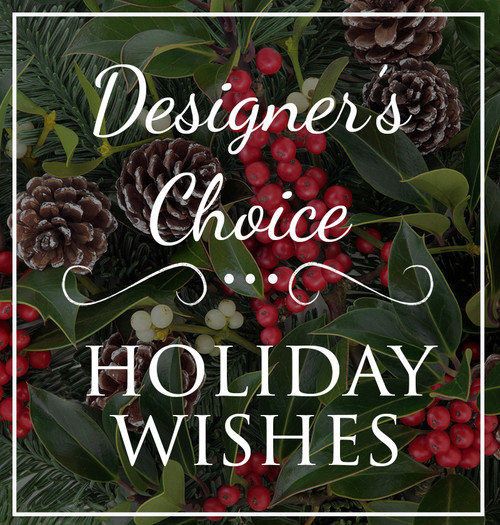 Designer's Choice Holiday Arrangement