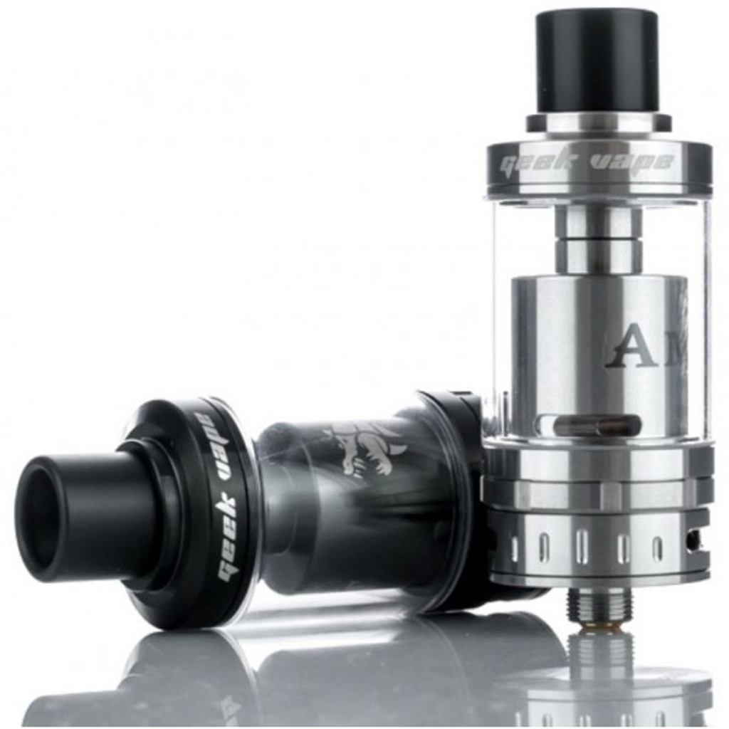 Geekvape Ammit stainless and black