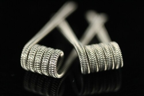 Interlocking Framed Alien coils