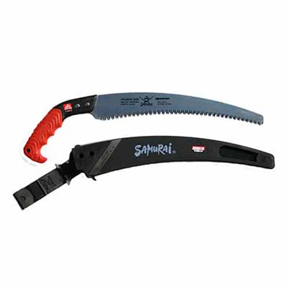 "This 13"" heavy duty saw was designed to take the punishment and abuse that even the most aggressive trimmer can dish out"