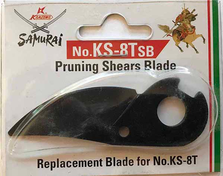 Samurai KS8T Pruning Shears Replacement Blade