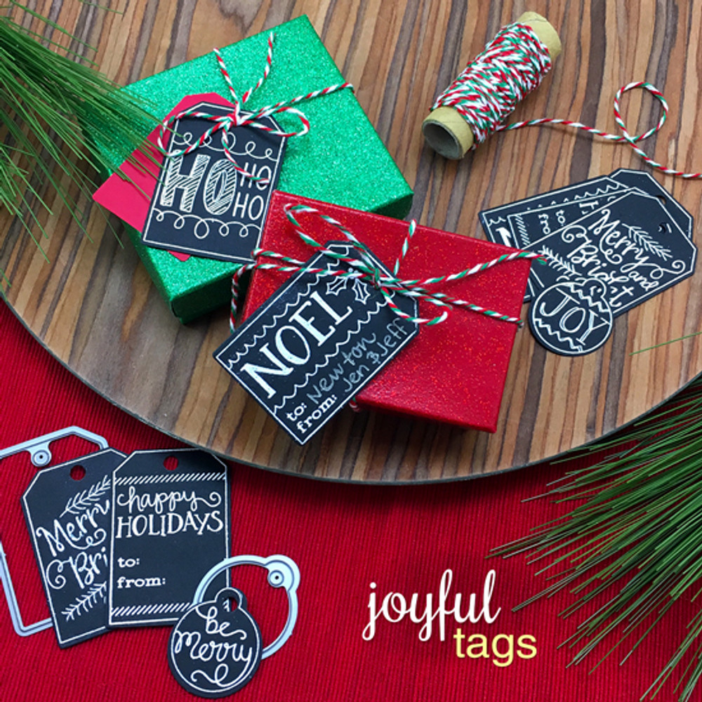 Joyful Tags