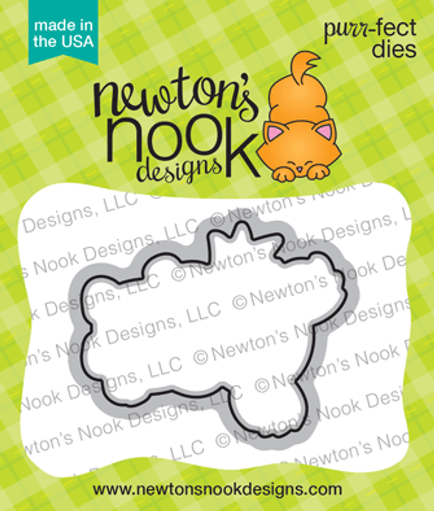 Pina Koala Die Set ©2018 Newton's Nook Designs