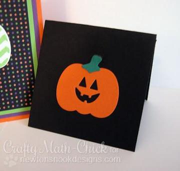 Pick-a-Pumpkin Die Set