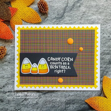 Candy Corn Stamp Set ©2018 Newton's Nook Designs
