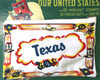 Texas Travel Pouch
