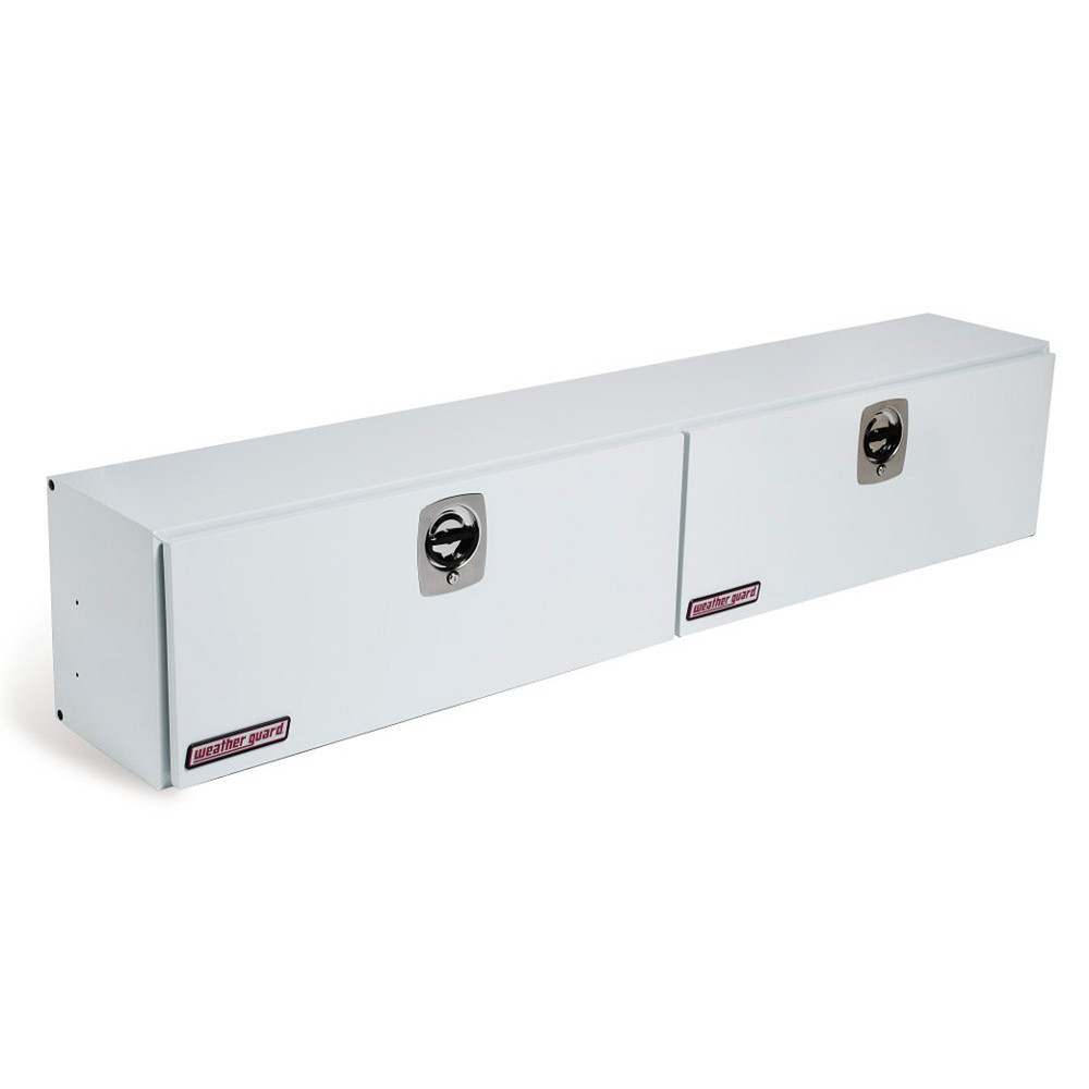 WeatherGuard Model 297-3-02 Super-Side Box, Steel, Jumbo, 21.4 cu ft