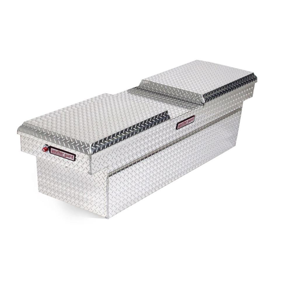 WeatherGuard Model 124-X-01 Cross Box, Aluminum, Full Standard, 11.3 cu ft
