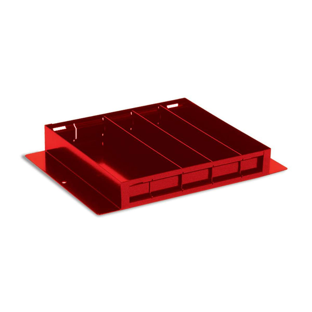 WeatherGuard Model 615 Accessory Divider Tray, Steel, 19-1/4 in x 14 in x 3 in