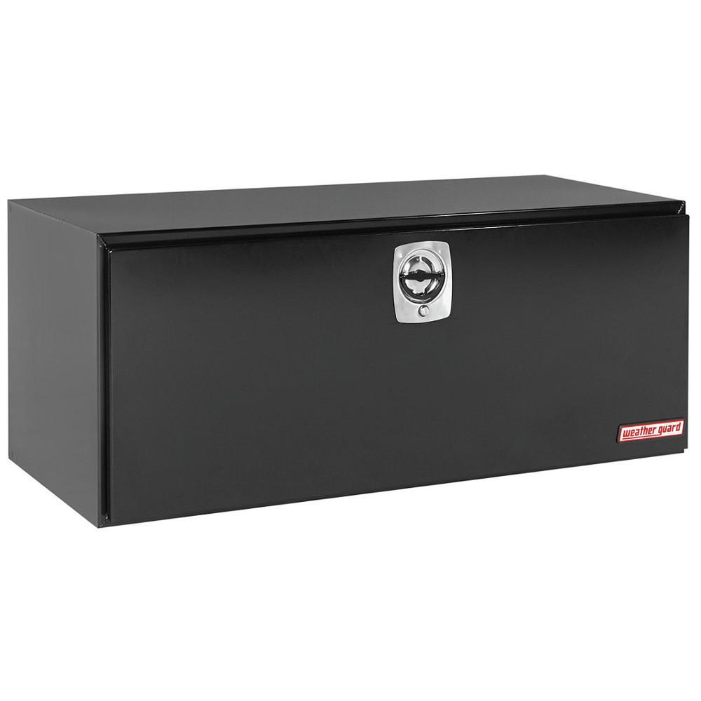 WeatherGuard Model 562-5-02 Underbed Box, Steel, Jumbo, 20.0 cu ft