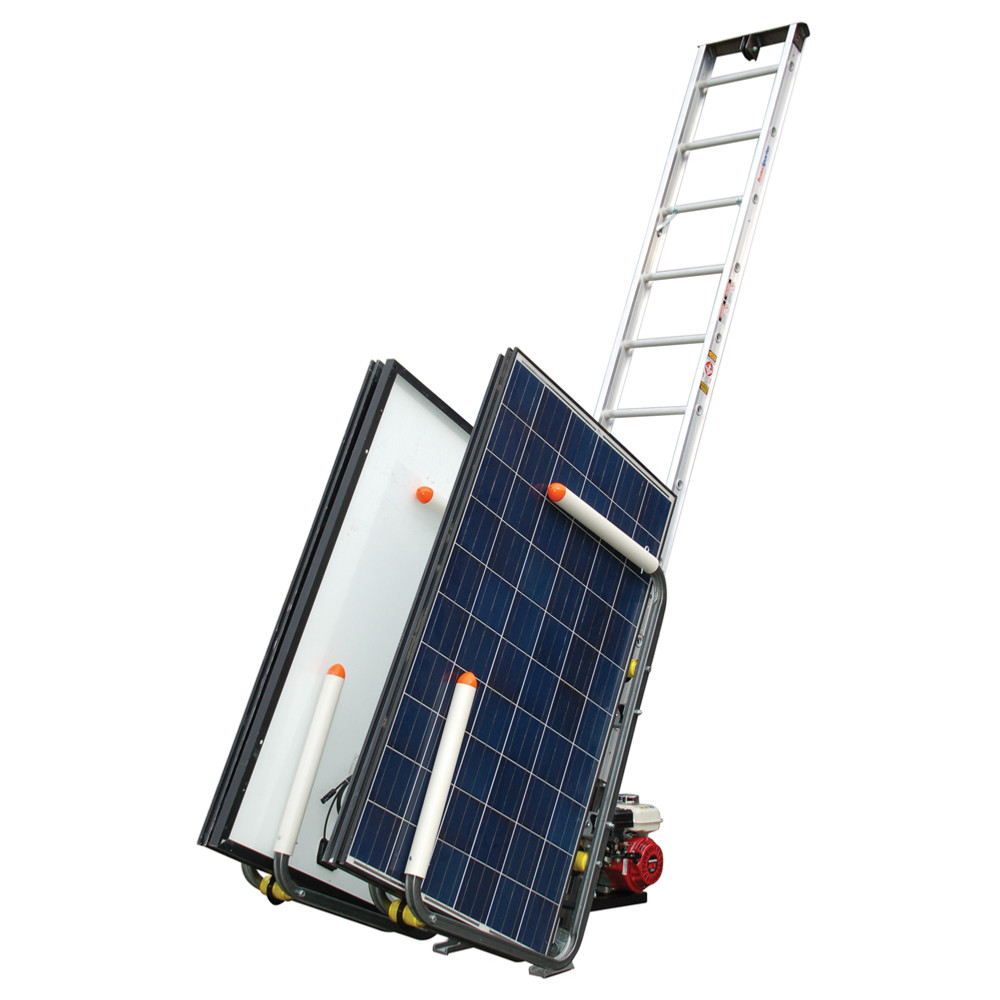 TranzSporter 48467 Solar/Plywood panel accessory for  TP400 Platform Hoist