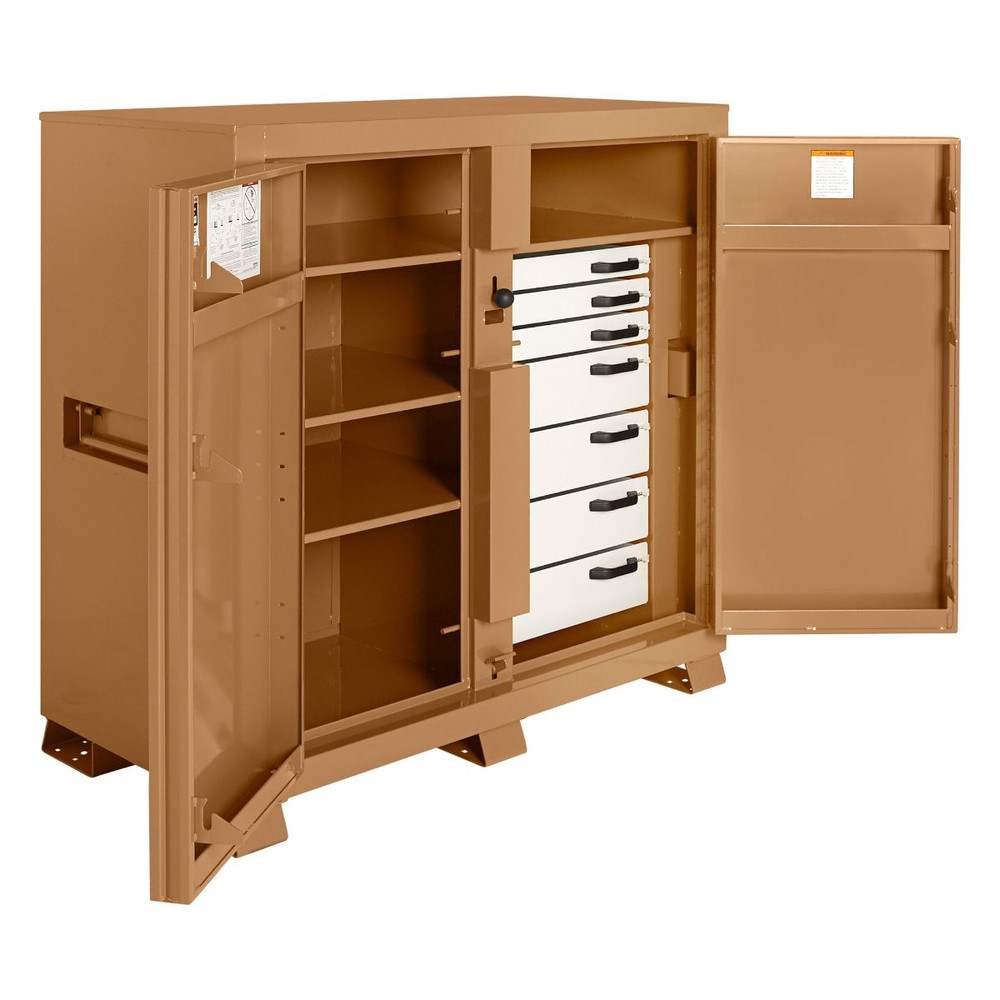 Knaack Model 112 JOBMASTER Cabinet, 54.9 cu ft