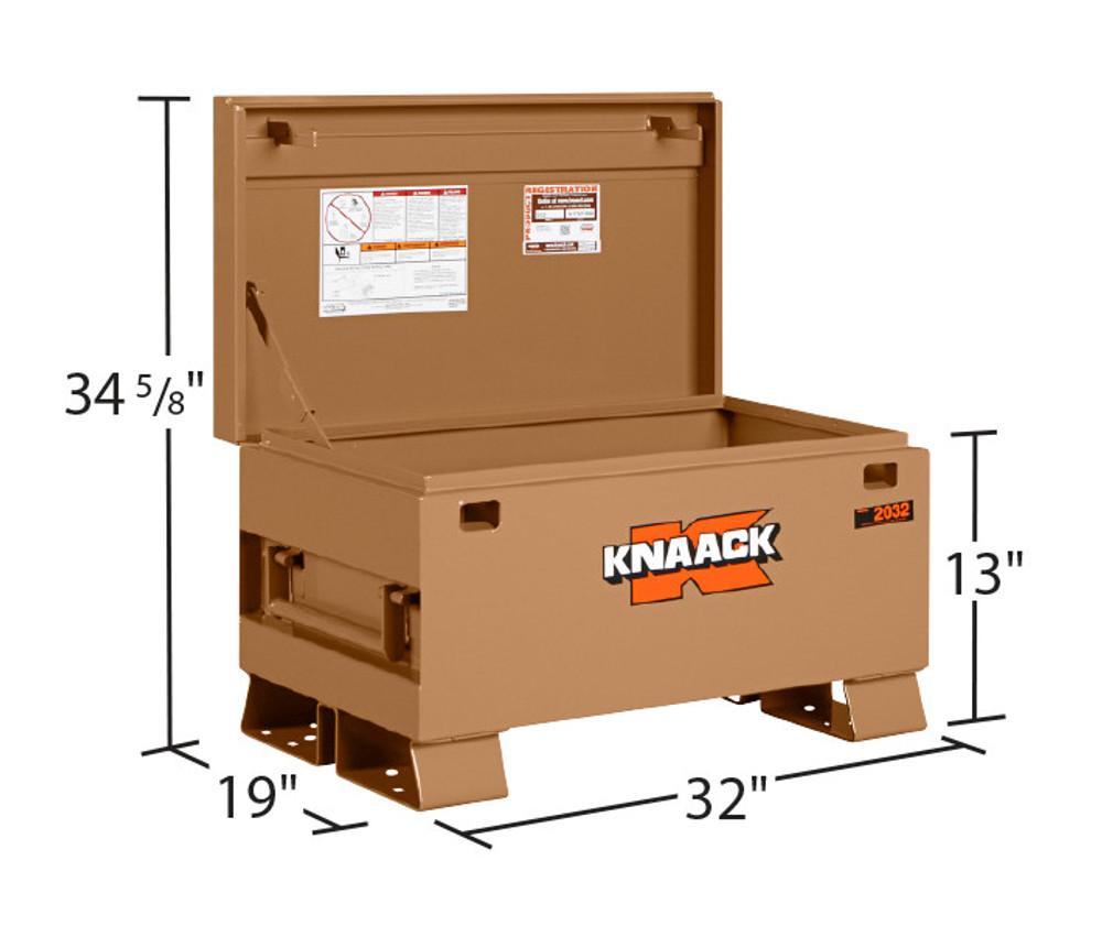Knaack Model 2032 CLASSIC Chest, 5 cu ft