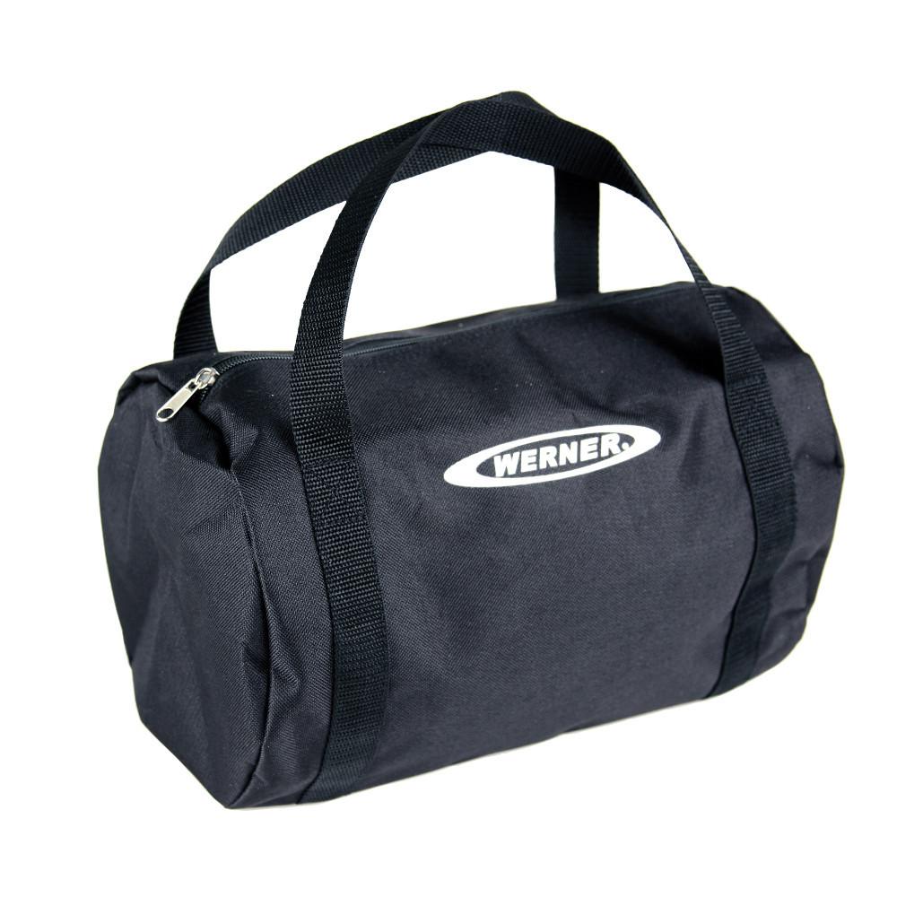 Werner K120000 Small Duffel Bag, 12 in x 8 in