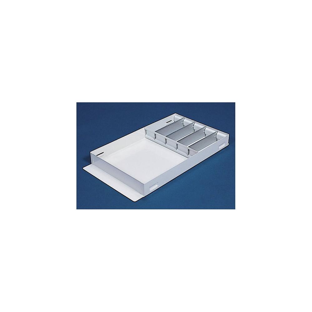 WeatherGuard Model 614-3 Accessory Divider Tray, Steel, 26-1/2 in x 14-5/8 in x 3 in