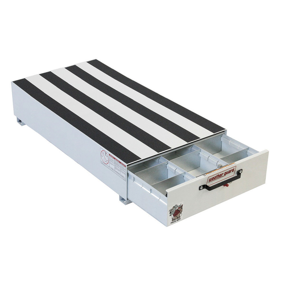 WeatherGuard Model 337-3 PACK RAT Drawer Unit, 48 in x 30 in x 12-1/2 in