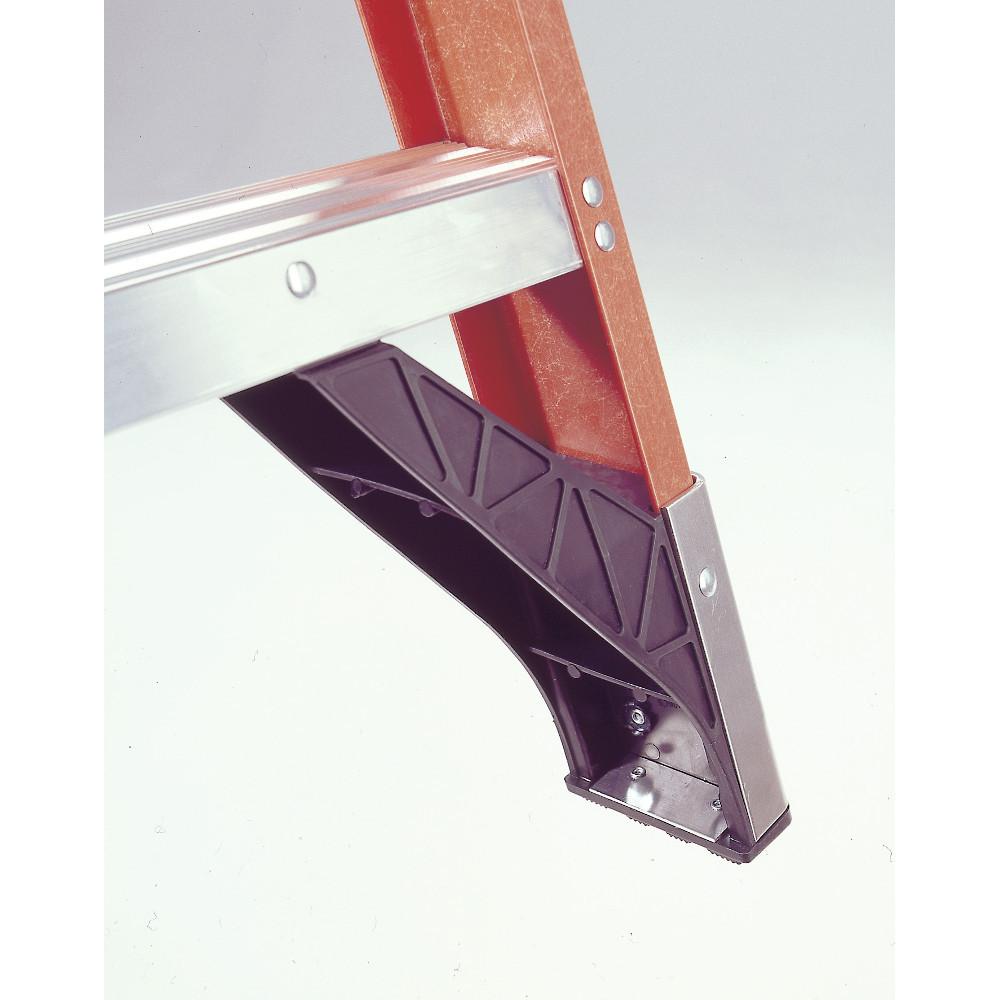 Werner 7400 Series Stepladder 375 Lb Rated Industrial