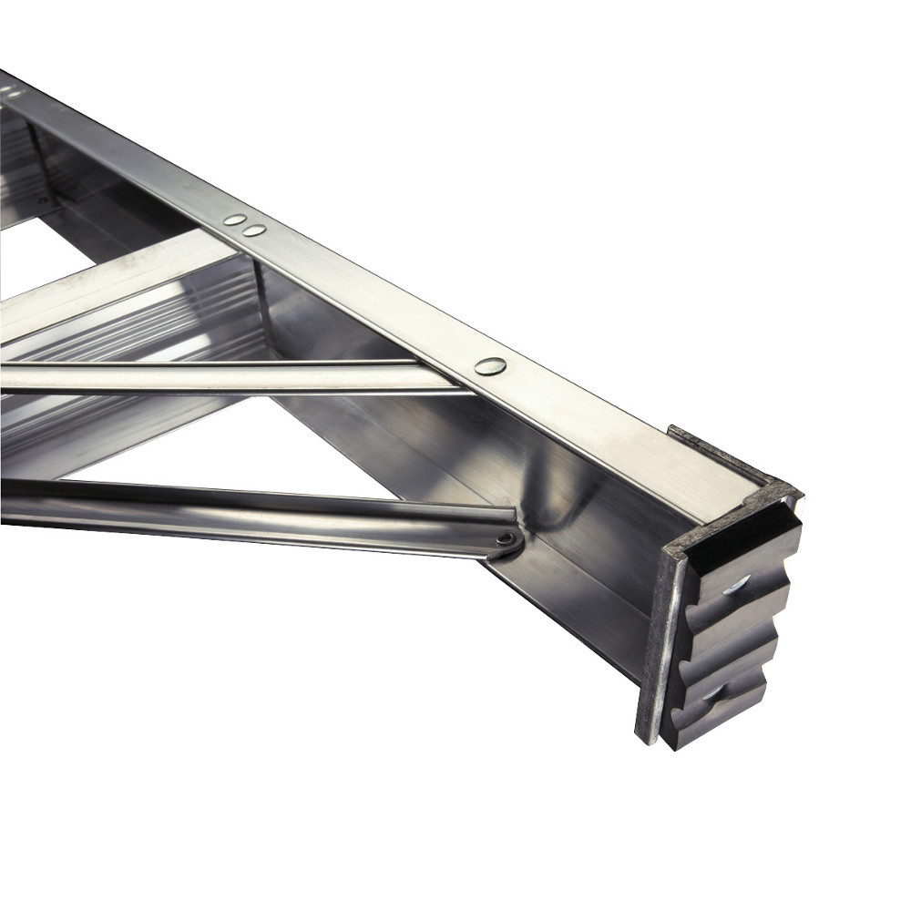 Werner T370 Series Twin Sided Stepladder 300 Lb Rated